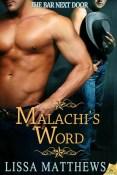 Review: Malachi's Word by Lissa Matthews