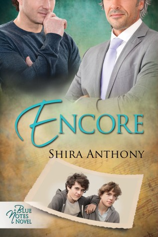 Interview and Giveaway: Encore by Shira Anthony
