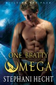 Review: One Bratty Omega by Stephani Hecht