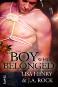 Guest Post and Giveaway: The Boy Who Belonged by J.A. Rock and Lisa Henry