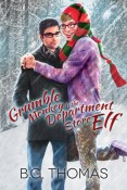 Review: Grumble Monkey and the Department Store Elf by B.G. Thomas
