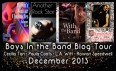 Guest Post and Giveaway: Boys in the Band Blog Tour