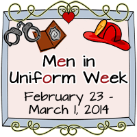 Coming This Week: Men in Uniform Week!