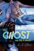 Review: The Ghost on My Couch by L.A. Gilbert