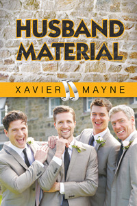 Review: Husband Material by Xavier Mayne