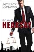 Review: Hearsay by Taylor V. Donovan