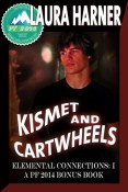Review: Kismet and Cartwheels by Laura Harner