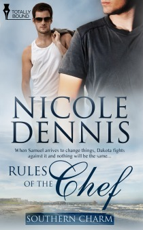 Review: Rules of the Chef by Nicole Dennis