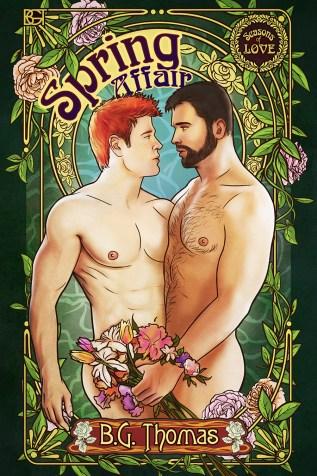 Review: Spring Affair by B.G. Thomas
