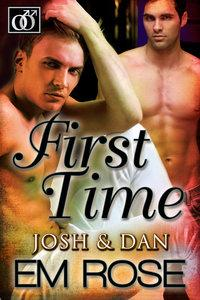 Review: First Time: Josh and Dan by EM Rose