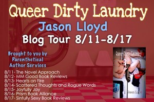 Jason Lloyd QDL Tour Banner
