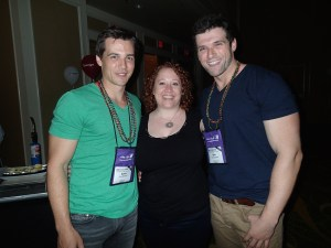 jay with Zach and Eric