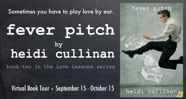 Fever Pitch Tour Banner
