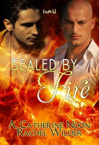 Review: Sealed by Fire by A. Catherine Noon and Rachel Wilder