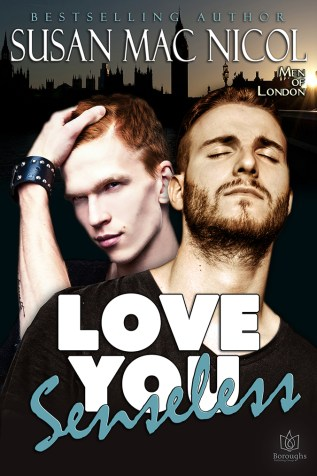 Excerpt and Giveaway: Love You Senseless by Susan Mac Nicol