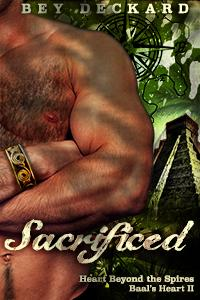 Review: Sacrificed: Heart Beyond the Spires By Bey Deckard