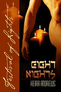 Throwback Thursday Review: Eight Nights by Keira Andrews
