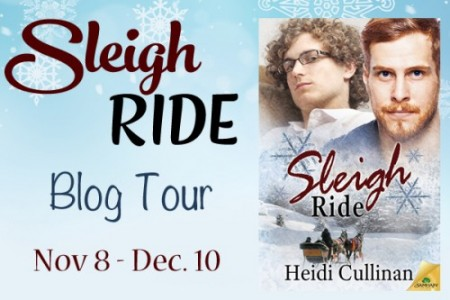 Sleigh Ride Blog Tour