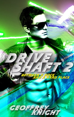 Review: Drive Shaft: Between a Rock and a Hard Place by Geoffrey Knight