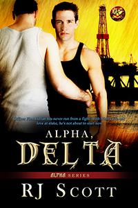 Review: Alpha, Delta by R.J. Scott