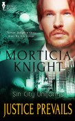 Review: Justice Prevails by Morticia Knight