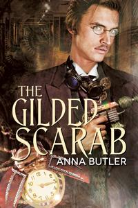 Review: The Gilded Scarab by Anna Butler