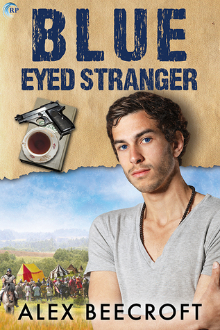Review: Blue Eyed Stranger by Alex Beecroft