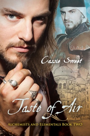 Review: Taste of Air by Cassie Sweet