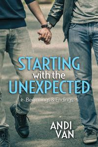 Review: Starting with the Unexpected by Andi Van