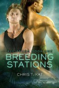 Guest Post and Giveaway: Breeding Stations by Chris T. Kat