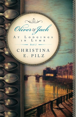 Guest Post and Giveaway: Oliver & Jack: At Lodgings In Lyme by Christina E. Pilz