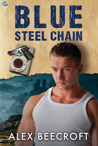 Review: Blue Steel Chain by Alex Beecroft