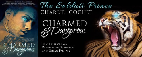 Soldati Prince - Charmed and Dangerous Header Banner