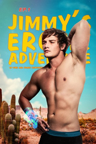 Guest Post and Excerpt: Jimmy's Erotic Adventure In Time And Space Continuum by Perie Wolford