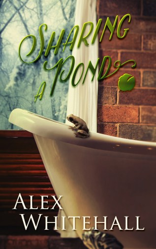 Guest Post and Giveaway: Sharing a Pond by Alex Whitehall