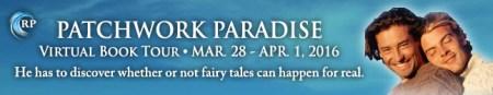 Patchwork Paradise Tour Banner