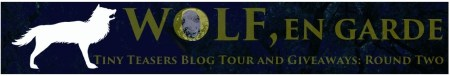 Wolf en Garde Blog Tour Header