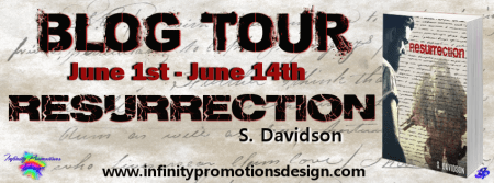"Blog Tour ""Resurrection"" June 1st - June 14th"
