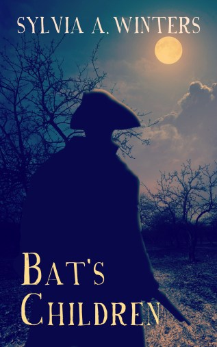 Guest Post and Giveaway: Bat's Children by Sylvia A . Winters