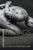 Guest Post and Giveaway: Endings and Beginnings by K.C. Wells & Parker Williams