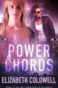 Review: Power Chords by Elizabeth Coldwell