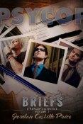 Review: PsyCop Briefs: Volume One by Jordan Castillo Price