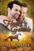 Review: Heart's Gamble by S.J. Frost