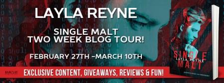 Single Malt Two Week Blog Tour!