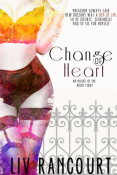 Guest Post and Giveaway: Change of Heart by Liv Rancourt