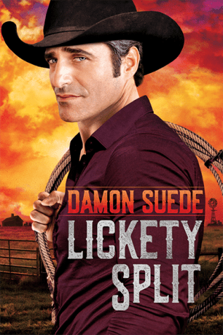 Guest Post and Giveaway: Lickety Split by Damon Suede