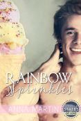 Guest Post and Giveaway: Rainbow Sprinkles by Anna Martin