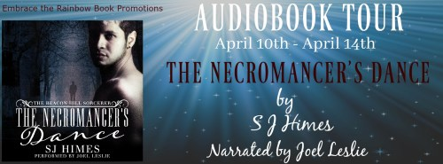 The Necromancer's Dance Audiobook Tour