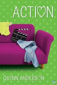 Guest Post and Giveaway: Action by Quinn Anderson