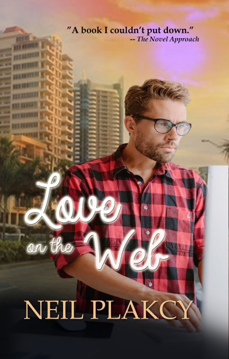 LOVE ON THE WEB FRONT COVER